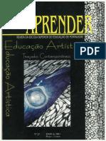 Os Estudos de Cultura Visual na formação inicial dos professores de Educação Visual e Tecnológica