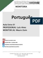 Re Sumo Portugus Aula Extra 01