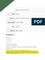Respuestas Examen U1 - Marketing Avanzado