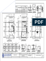 sample layout for cadd