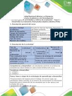 Guía de Actividades y Rúbrica de Evaluación - Fase 5 - Desarrollar La Evaluación Final Prueba Objetiva Abierta (POA) (1)