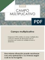Campo Multiplicativo