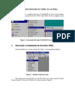 VHDL-ALTERA curso