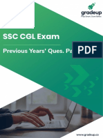 Ssc Cgl Question Paper 2019 4th June 93