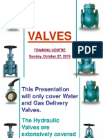 Valves Slide Share