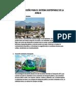Premisas de Diseño para Sistema Sustentable