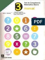 TEMA 3 Manual