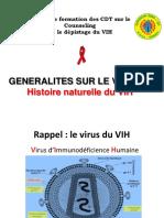 Histoire Naturelle VIH