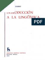 INTRODUCCION A LA LINGUISTICA EUGENIO COSERIU.pdf