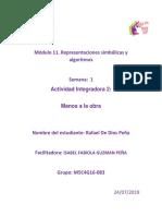 Actividad integradora 2