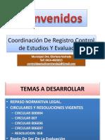 Formacion en Evaluacion 2014-2015