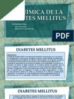 Bioquímica de La Diabetes Mellitus