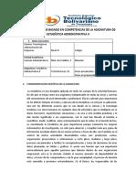 ADE206 Estadistica Administrativa II