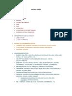 Formato de Historia Clinica