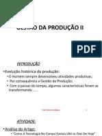 GP-II - 2019 - Slides - Apostila NV