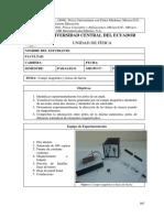 P3 - Campo Magnético y Líneas de Fuerza