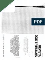 MARTINS-COSTA, Judith. Artigo 'O Direito Privado Como Um Sistema Em Construção', 1998.