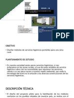 Informe Acero y Madera