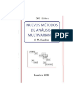 Metodos de analisis multivariado