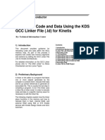 Relocating Code and Data Using the KDS GCC Linker File for Kinetis.pdf