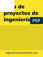 Guía de Proyectos de Ingeniería - IngenierosIndustriales_com