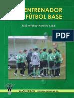 92. Libro. El Entrenador de Fútbol Base.