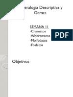 Mineralogía Descriptiva y Gemas Diapos Avance