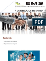Programa de Negocios en Salud. Semana II-1