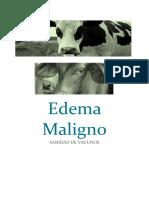 Edema Maligno