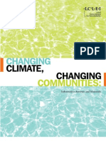 Changing Climate - Changing Communities - Annexes