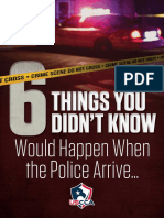 USCCA - Six Things You Didn't Know Would Happen When The Police Arrive