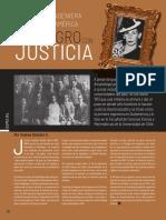 Primera Ingeniera en Sudamerica