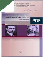 Um Dialogo Entre Vigotski e Paulo Freire
