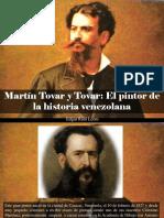 Edgar Raúl Leoni - Martín Tovar y Tovar, El Pintor de La Historia Venezolana
