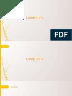 Leche Frita (1)