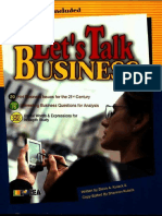 Let's Talk Business-English Business Conversation Course