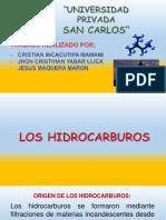 HIDROCARBUROS Presentación1