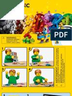Lego basic model