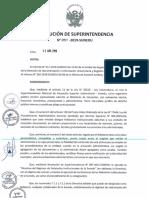 Resolucion Superintendencia 0054-2019