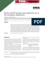 Inotrópicos_e_Vasopressores_Emergência