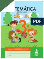 458 CUADERNO DEL ESTUDIANTE 3° 2018