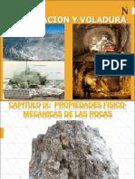 UPN_P&v.- Clase 09; Propiedades Fisico-Mecanica de Las Rocas (- -)