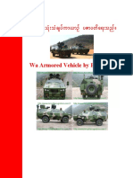 Wa Armored Vehicle
