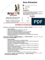Curriculum-Vitae Ana Almache