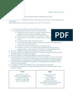 2019-2020 Acuerdos Para El Ciclo Escolar