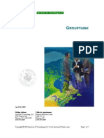 White Paper - Group Think