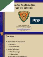 DRRR General Concepts