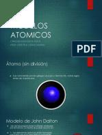 Modelos Atomicos Felix