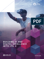 Building IT and Digital Excellence With ITIL 4