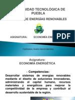 Programa de Economía Energética